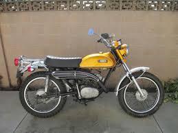 vine 1971 yamaha ct1 175 enduro