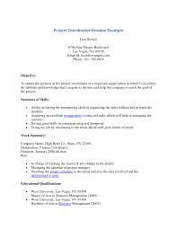 Help Desk Coordinator Resume Proposal Coordinator Resume Resume