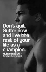 Motivation Sport Success Muhammad Ali Sports Motivation Unique Sports Success Motivations