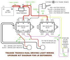 headlight wiring kits traxide rv traxide rv def combo