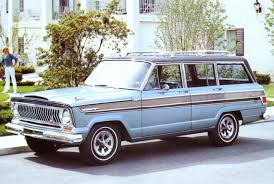 Jeep Grand Wagoneer Returns in 2019; The Best From 1961-1991 ...