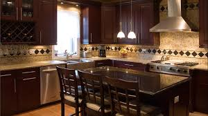 cherry wood cabinets. Simple Wood Kitchen Cherry Wood Cabinets Inside R