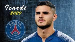 Mauro Icardi | Paris Saint-Germain | Crazy Goals & Skills 2020 (HD) -  YouTube