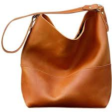 designer soft leather shoulder bag