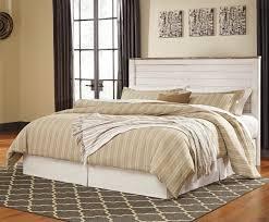 california king bed headboard. King/Cal King Two-Tone Panel Headboard California Bed