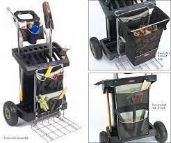 tool cart garden tool storage