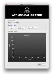 Atomos Comparison Chart