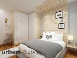Hdb 4 Room Bto Minimalist Charm Anchorvale Interior Design Master Bedroom  Minimalist