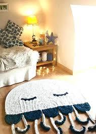 round rugs for baby nursery area room neutral rug feminine woodland pink