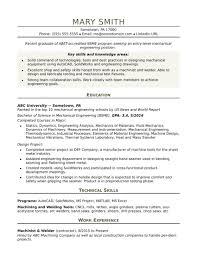 Best Resume Samples 2015 18 Engineering Resume Templates 2015 Leterformat