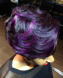 Purple Hair Style 40 versatile ideas of purple highlights for blonde brown and red hair 7562 by wearticles.com