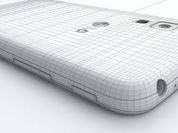 LG Optimus L5 II Dual E455 3D Model $5 ...