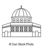 Musa was instructed to strive for this sacred city. Dome Of The Rock On The Temple Mount Set Collection Dome Of The Rock On The Temple Mount Set Icon In Different Colors Canstock