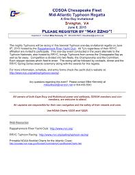 Mid Atlantic Typhoon Regatta Manualzz Com