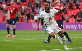 Raheem Sterling has become England's ...