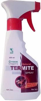 natural termite killer. Brilliant Natural Green Dragon Natural Termite Killer Spray 300 Ml Throughout P