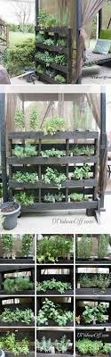 DIY Show Off. Pallet Herb GardensPallets GardenVertical ...