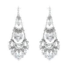 silver chandelier earrings silver chandelier bridal earrings silver chandelier earrings uk