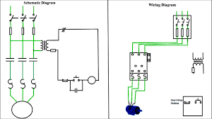 great of motor starter wiring diagram start stop 3 wire control inspirational motor starter wiring diagram start stop origin 3 wire control starting a three and phase