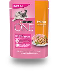 <b>Корма</b> для кошек <b>Purina</b> ONE (<b>Пурина</b> Ван) - PurinaOne.ru | <b>Purina</b> ...