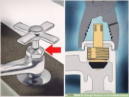 image titled change washers in the kitchen faucet step 5