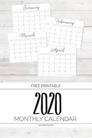 Monthly 2020 Calendar Templates Monthly March 2020 Calendar Images For March 2020 Calendar