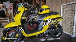 Karena bisa dipasangi ban tubeles. Ban Roadrace Scoopy Pilihan Ban Soft Compound Matic 14 Inci Cocok Buat Cornering Motorplus Karena Bisa Dipasangi Ban Tubeles Kazuhito Narita