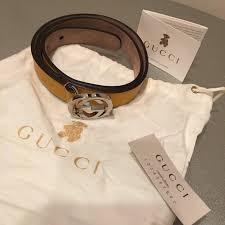 Authentic Gucci Kids Unisex Belt