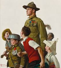 norman rockwell exhibit now open to public