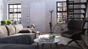 industrial style living room furniture. 22 Industrial Living Room Ideas With Style Furniture S