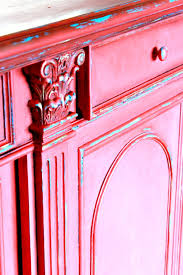 painted red furniture. Painting Furniture Painted Red