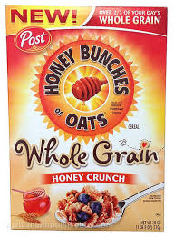 review post honey bunches of oats whole grain honey crunch cereal the impulsive