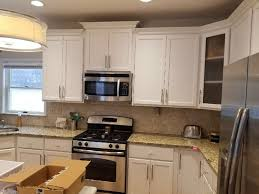 Refinishing Wood Kitchen Cabinets Amazing Kitchen Cabinets Painting In Nazareth PA Ryan Amato Painting