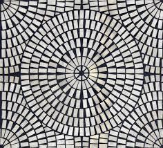Circle Tiles Mosaic Patterns Designs Finishesflooringtilesquarecircular
