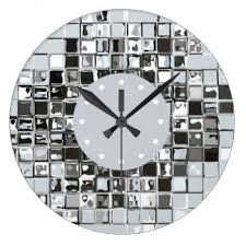 Small Picture Wall Clocks Zazzlecouk