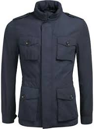 Details About Suitsupply Field Jacket Navy Outerwear Size 36 Small