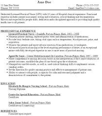 Lpn Resume Objective Sample Resume Inspirational Resume Objectives Magnificent Lpn Sample Resume