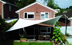 shade sails custom made to the highest