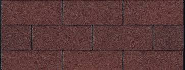 3 tab shingles red. 2291 3 Tab Shingles Red