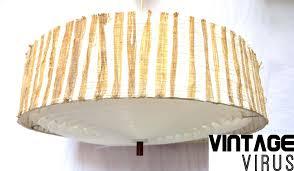 Vintage Hanglamp Jaren 70