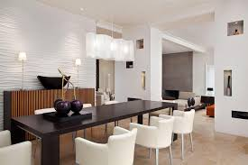 unique dining room light fixtures. Modern Dining Room Lighting Idea With Unique White Shade Rectangle Chandelier Over Rectangular Black Light Fixtures