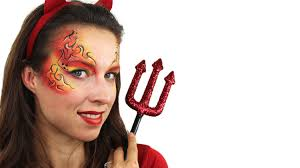 face painting for devil costume devil makeup google zoeken devil makeup face paint tutorial