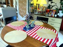 placemats for round table luxury for round tables in small home remodel ideas table setting pattern