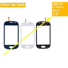10Pcs/lot For Samsung Galaxy Fame S6810 ...