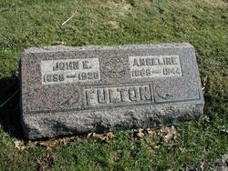 Angeline Handshue Fulton (1865-1944) - Find A Grave Memorial