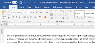 Microsoft Work Free How To Create Edit And View Microsoft Word Documents For Free