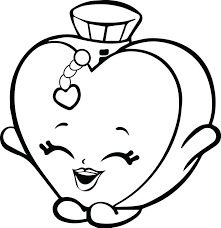 Shopkins Coloring Pages Pdf Coloring Pages Coloring Pages Kooky
