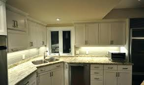 led lighting for kitchen. Fascinating Led Strip Lights Under Cabinet How To Hide Lighting Kitchen . For
