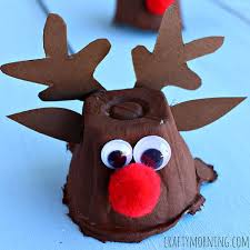 Cool Reindeer Crafts For Christmas  HativeCraft Items For Christmas