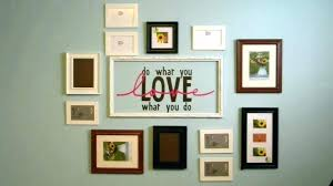 wall decoration photo frames inspirational kitchen wall frames and picture frames kitchen wall decor with garland